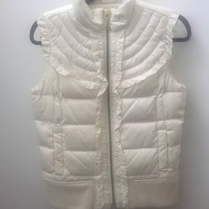 Juicy couture puffy vest